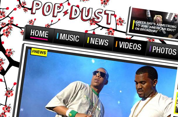PopDust.com V1.0