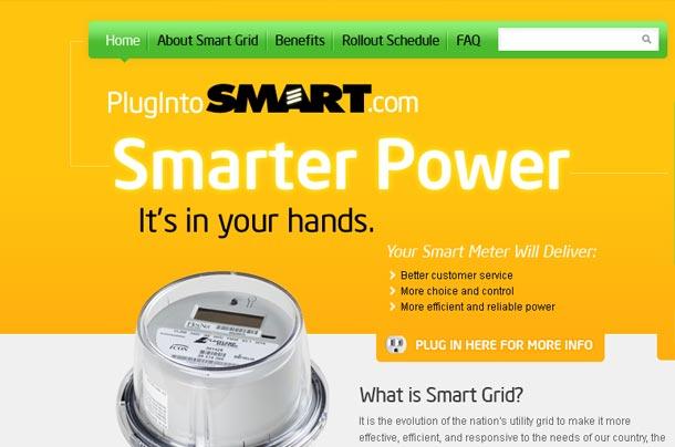 PlugIntoSmart.com Microsite